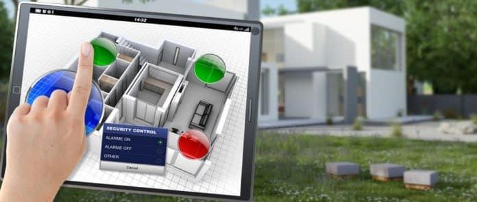 de nouvelles technologies pour s curiser votre maison passions maison. Black Bedroom Furniture Sets. Home Design Ideas