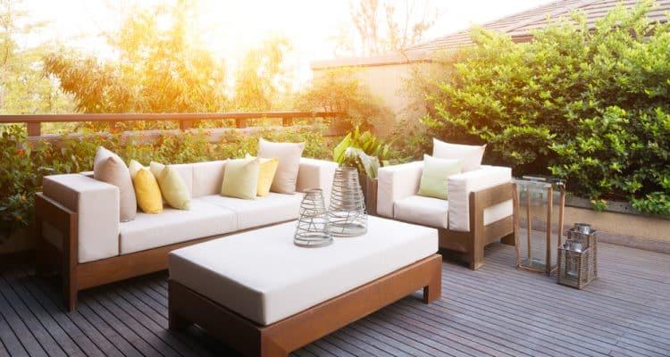 Quel mobilier de jardin pour ma terrasse ? - Passions Maison