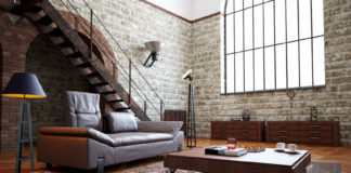 déco avec meubles vintage