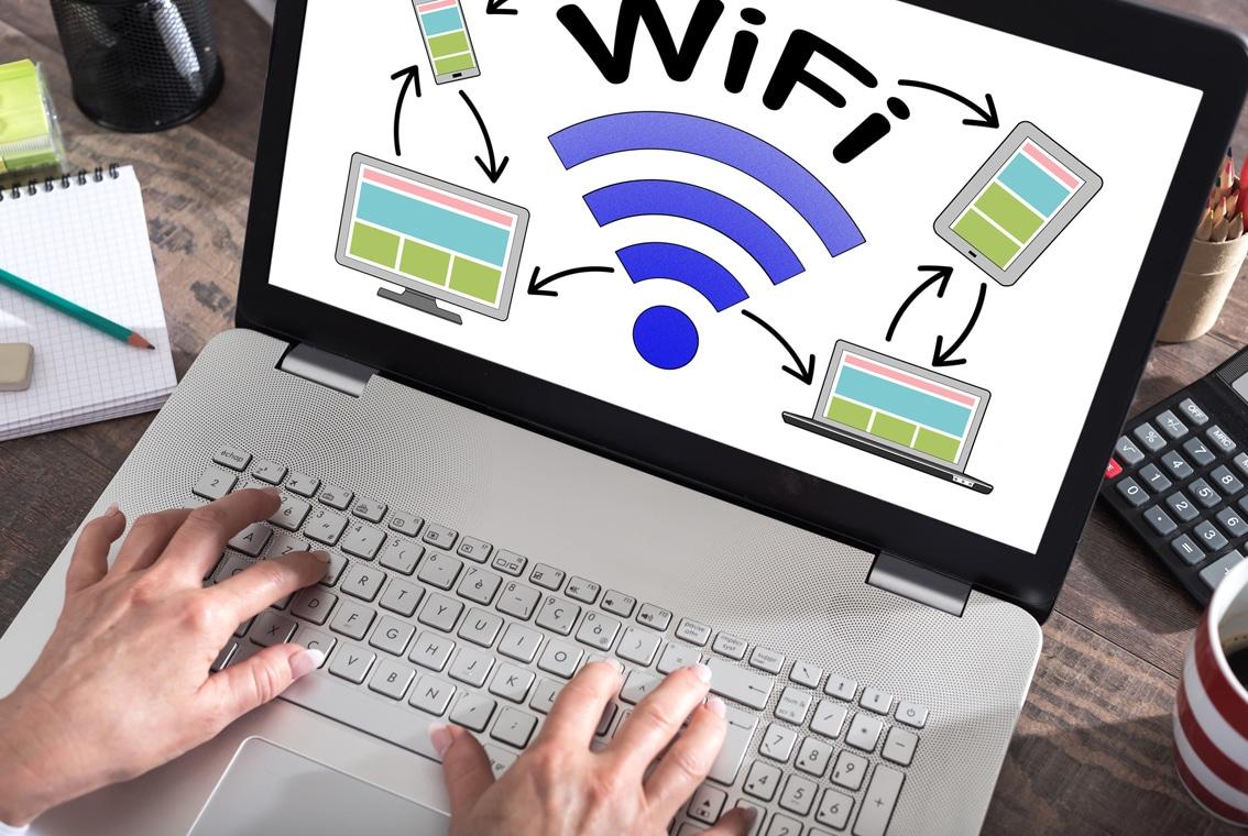 4 astuces pour am liorer le r seau wifi de sa maison passions maison. Black Bedroom Furniture Sets. Home Design Ideas