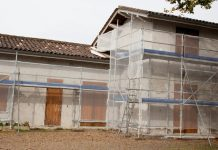 renovation facade
