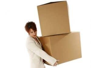porter cartons déménagement